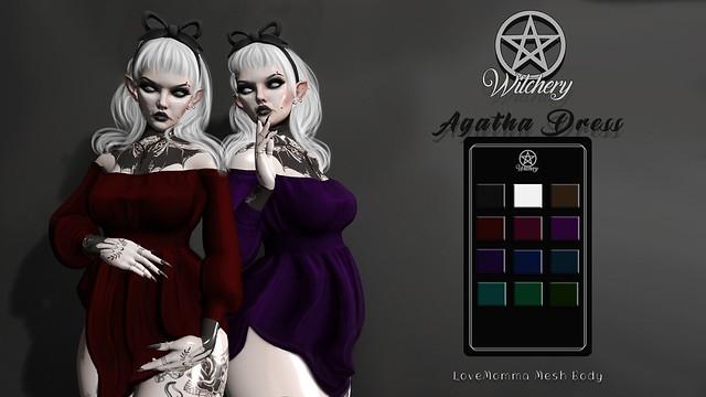 Witchery-Agatha Dress