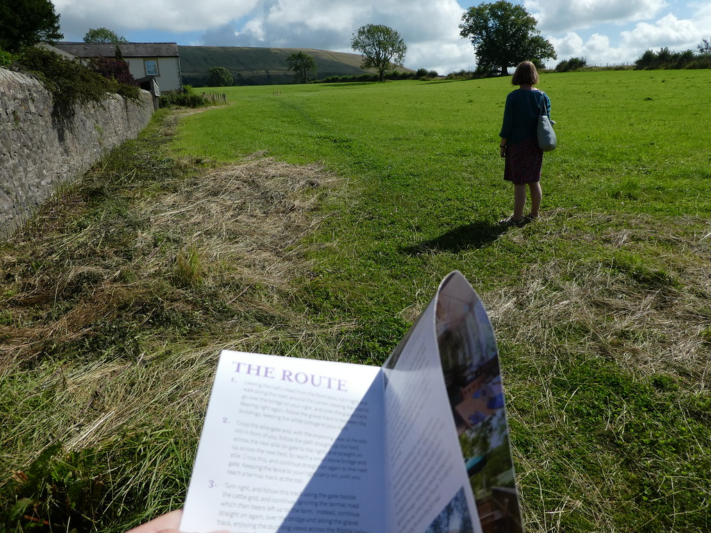 Walks with Taste Guide in the Ribble Valley
