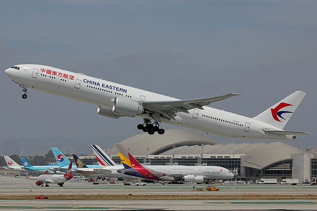 B-7367 | Boeing 777-39PER | China Eastern Airlines