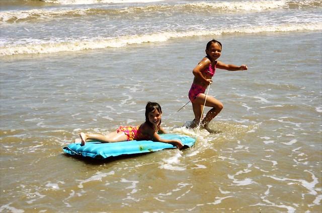 Galveston, TX - Beach