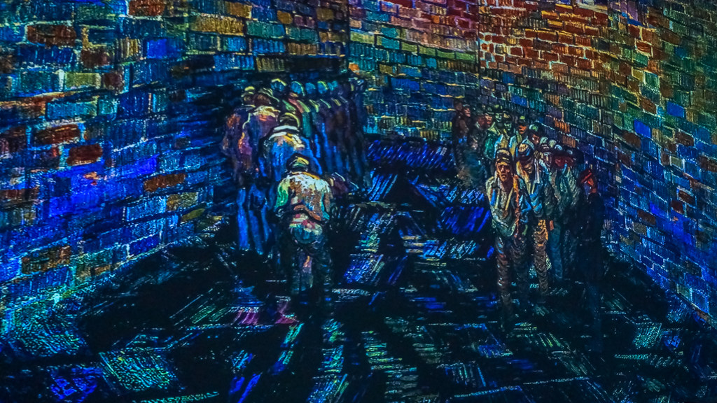 Immersive Vincent 3