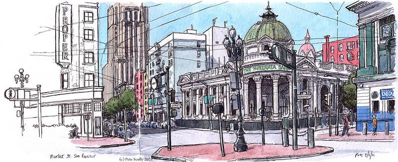 Market St San Francisco