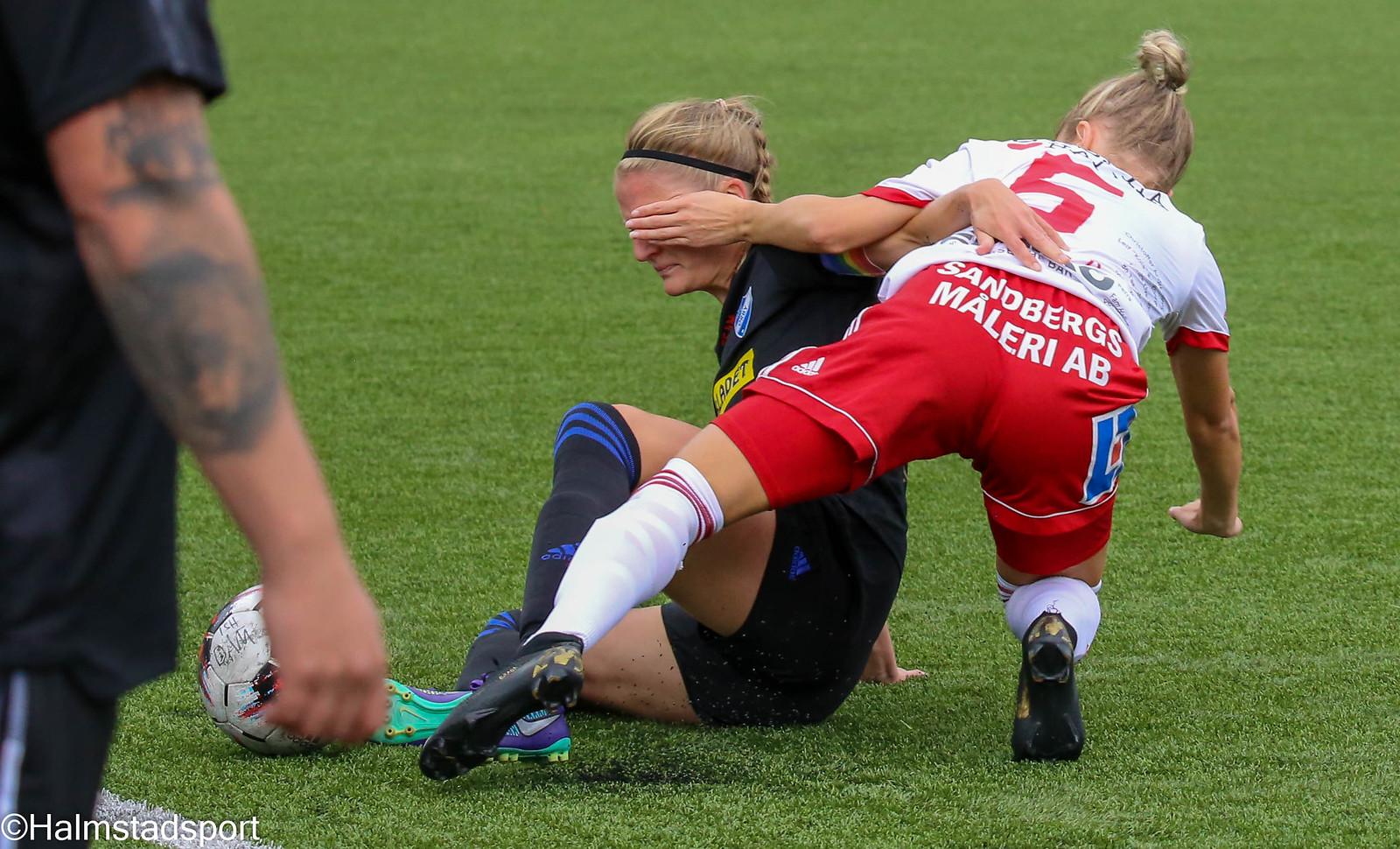 IS Halmia- IFK Örby