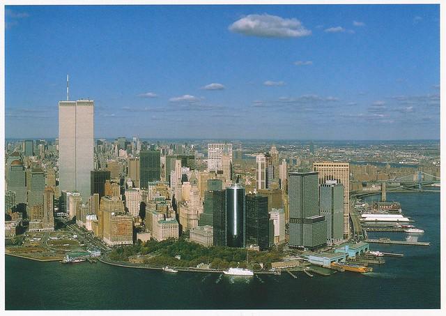 World Trade Center Postcard