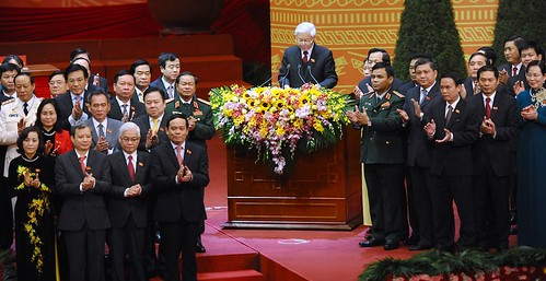 VIETNAM-POLITICS-CONGRESS