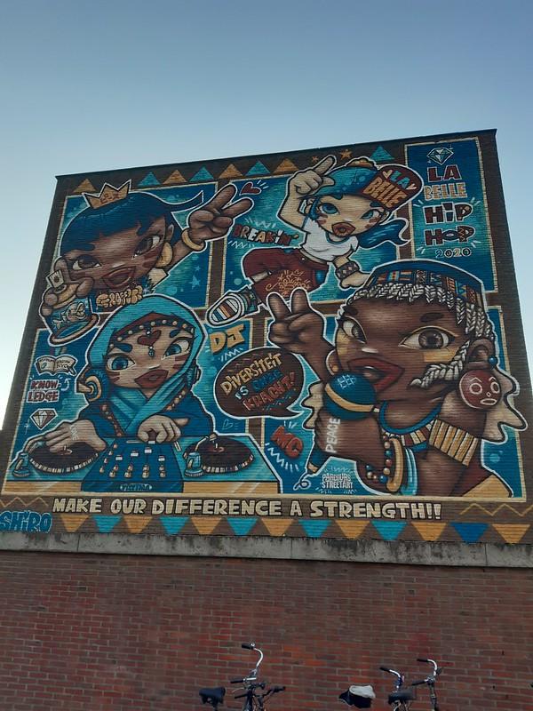 Arte Urbano Bruselas 2