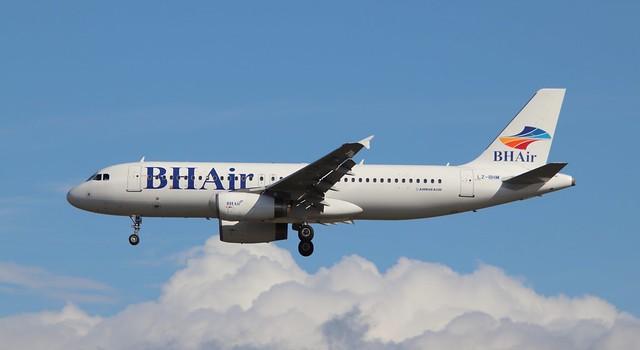 Corendon Air (Operated by BH Air-Balkan Holidays),LZ-BHM,MSN 2457,Airbus A320-232, FRA-EDDF, Frankfurt