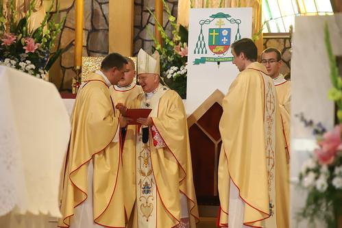 Ogłoszenie Sanktuarium św. Jana Pawła II Wielkiego w Nowym Targu 11.09.2021 r.