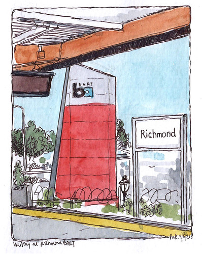 Richmond BART station