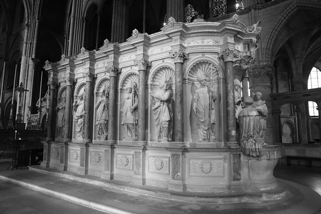 Tomb of St Remigius 437 - 533