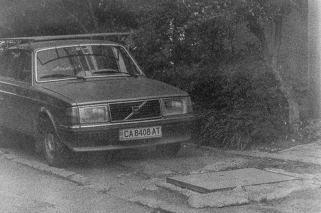 Volvo At The Block