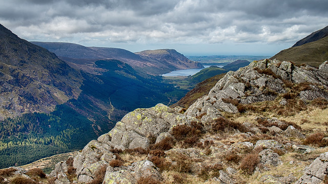 Ennerdale from Hay Stacks