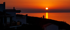 hope: golden bridge between Ikaria and Turkey