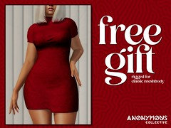 free gift for meshbody classic