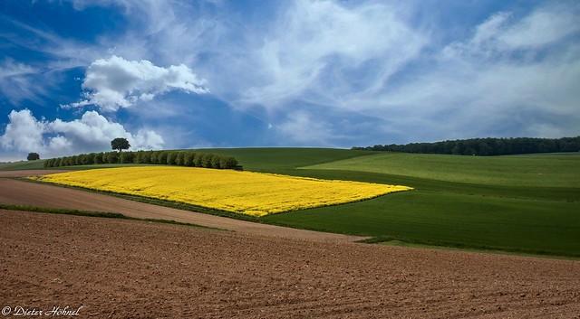 Kraichgau - Landschaft
