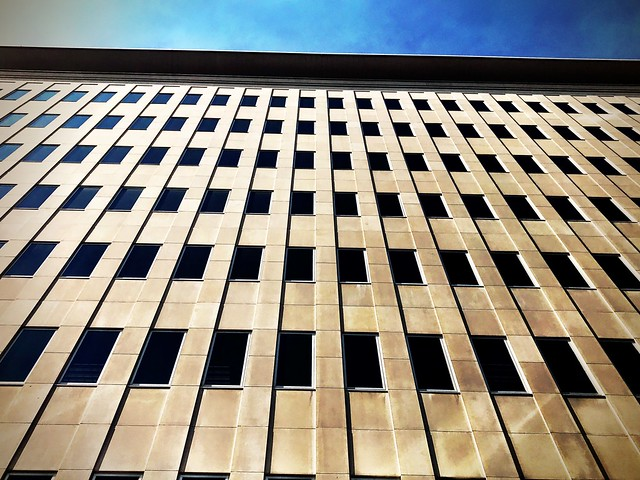 high-rise exterior