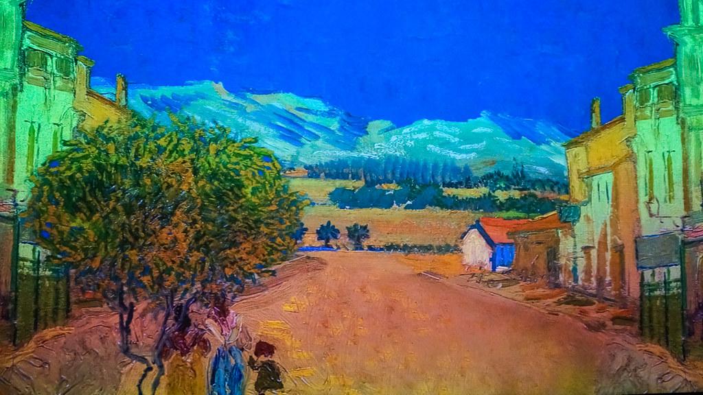 Immersive Vincent 5