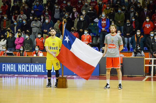 Final Nacional #4, CD Valdivia vs UDEC (11/09/2021)
