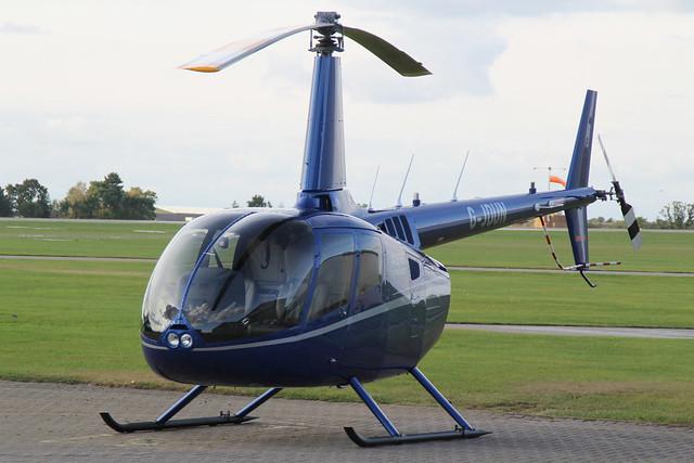Robinson Helicopter Co Inc Robinson R.66 Turbine  G-JDUN