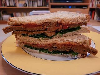 FR Meatloaf Sandwich