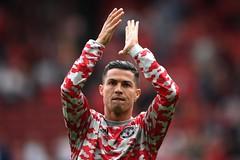 Reestreia de Cristiano Ronaldo