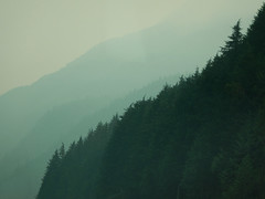 drive to Banff in mid-August and the province of BC was on fire, smoke everywhere