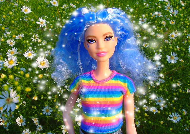 Periwinkle faerie #2