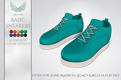[Ari-Pari] Basic Sneakers