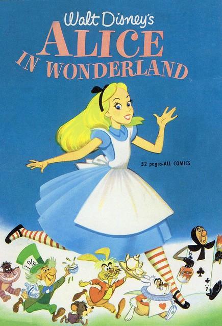 JP-1577773. Alice in Wonderland