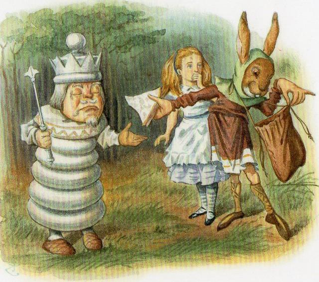 NL-5034307 Alice in Wonderland