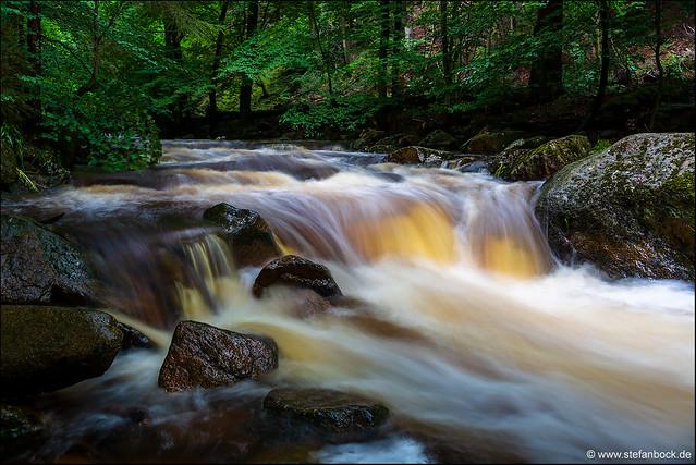 Ilse Wasserfälle