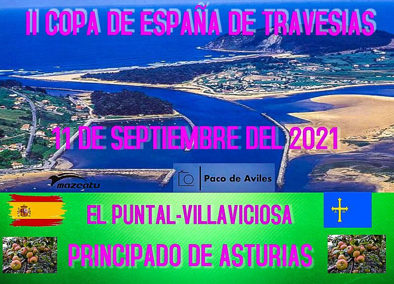 Copa España Travesias-2021-2ª Salida