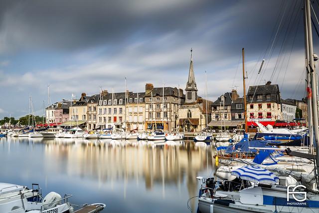 Honfleur, le Vieux Bassin #explore