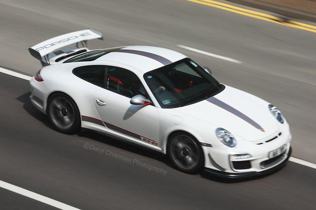 Porsche, 997 GT3RS 4.0, Wan Chai, Hong Kong