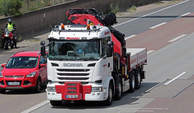 DA MK 1065 Scania 02-07-2020 (Germany)