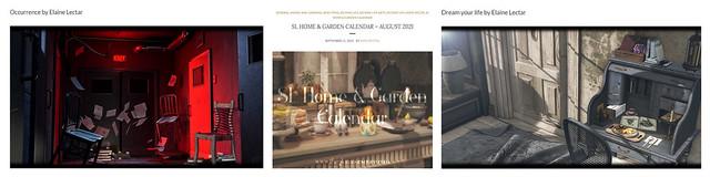 SL HOME & GARDEN CALENDAR - AUGUST 2021