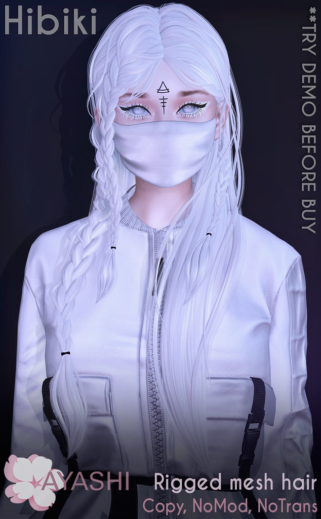[^.^Ayashi^.^] Hibiki hair special for Tokyo Zero