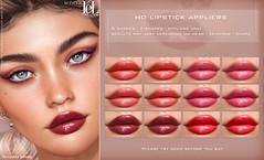 Synergy - Lelutka HD Lipstick Applier for EVO / EVO X heads - Cairo♥