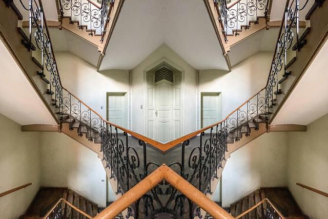 die dritte etage