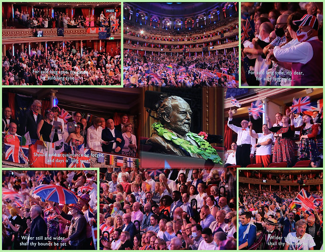 Last night of the BBC Promenade Concerts 11th September 2021