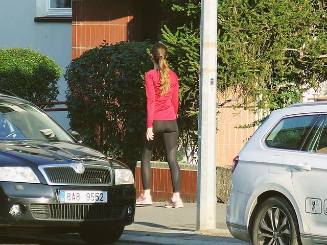 2021.09.03 Sport walking, Prague