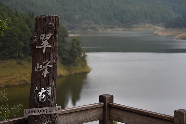 翠峰湖環山步道-翠峰湖