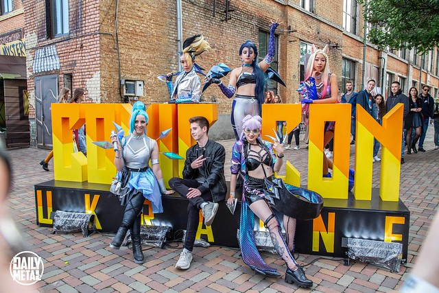 Comic Con Ukraine | Kyiv | 05.09.2021