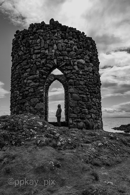 Lady's Tower - Elie