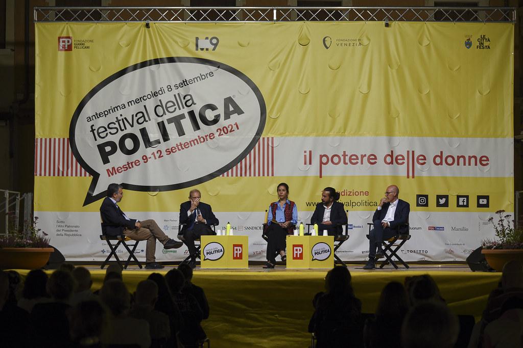 Festival della Politica 2021 - Sabato 11 settembre, Terza Giornata