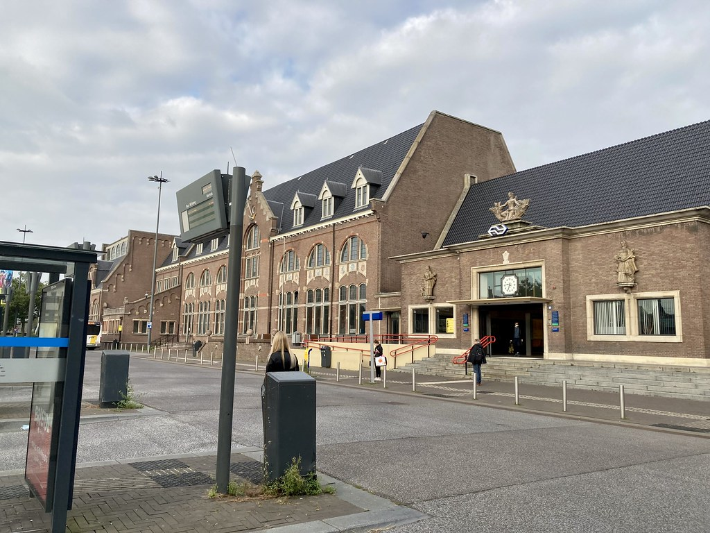 NS station Roosendaal.