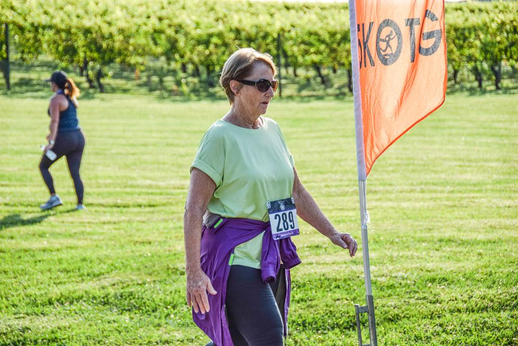 Running the Vines, 10th Anniversary, Shelton Vineyards, Dobson NC