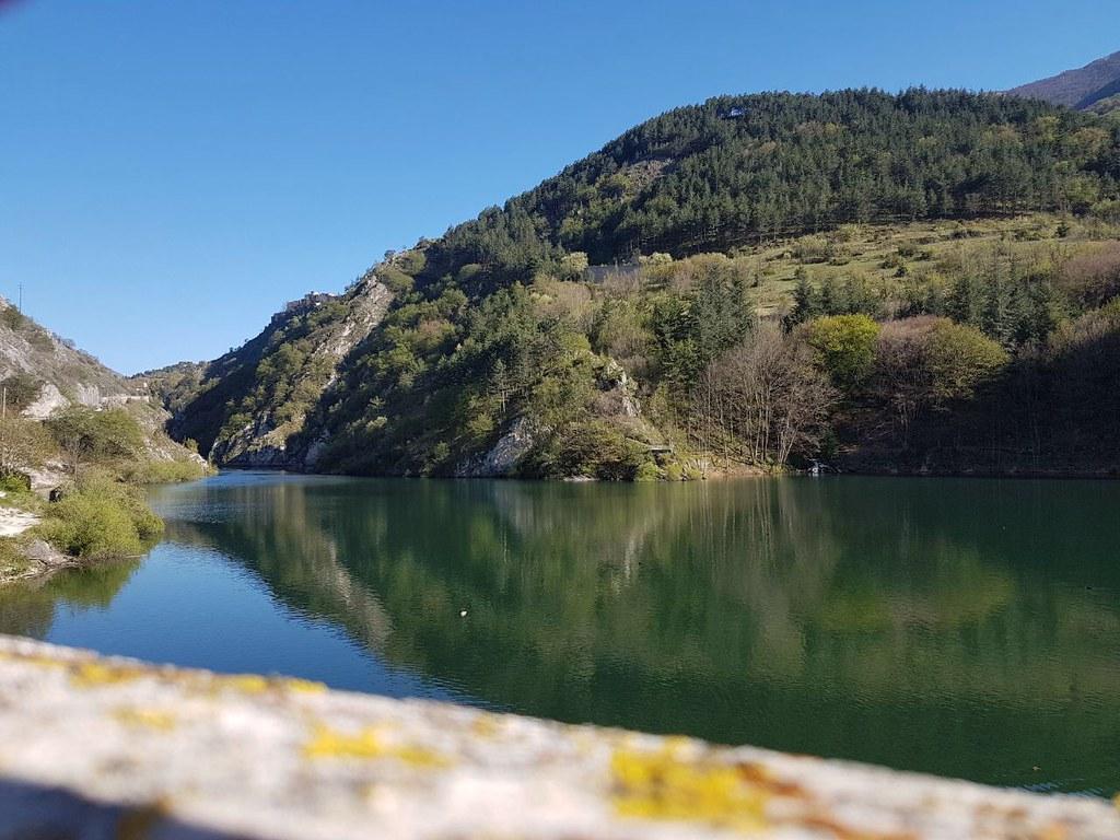 Lago di San Domenico, Scanno, Abruzzo