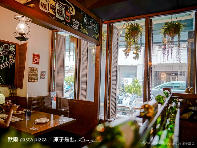 默爾義大利餐廳 台中北屯美食 窯烤披薩 義大利麵 菜單 pasta pizza