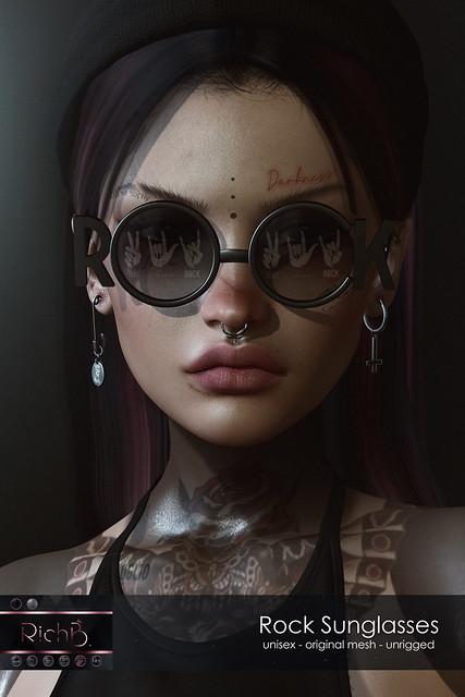 RichB. Rock Sunglasses